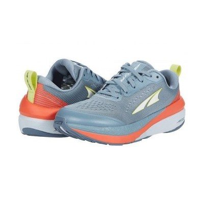 Altra Footwear オルタフットウエア レディース 女性用 シューズ 靴 スニーカー 運動靴 Paradigm 5 - Gray/Coral