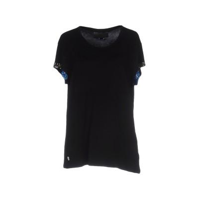 PHILIPP PLEIN T シャツ ブラック XS コットン 100% T シャツ