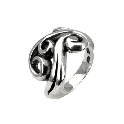 メーカー取り寄せ品 L-681 シルバーリング エムズコレクション M's Collection メンズリング 指輪