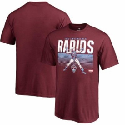 Fanatics Branded ファナティクス ブランド スポーツ用品  Fanatics Branded Colorado Rapids Youth Garnet MLS Marvel