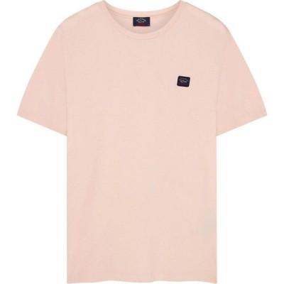 ポール シャーク Paul And Shark メンズ スウェット・トレーナー トップス Crew Sweatshirt Pink