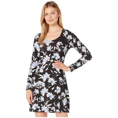 カレンケーン レディース ワンピース トップス Floral Erin A-Line Dress