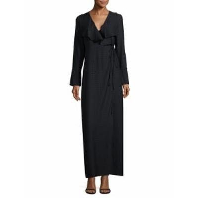 BCBG ジェネレーション レディース ワンピース Wrap Maxi Dress