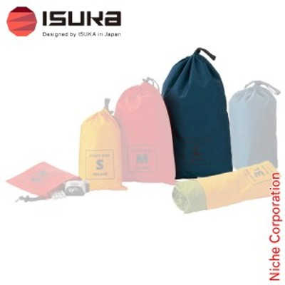イスカ ( ISUKA ) スタッフバッグ L [ 3553 ] アウトドア 収納 キャンプ ケース 登山 袋 山登り 荷物 整理 トレッキング