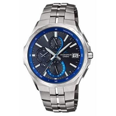 [カシオ] 腕時計 オシアナス Manta Bluetooth 搭載 電波ソーラー OCW-S5000(中古品)