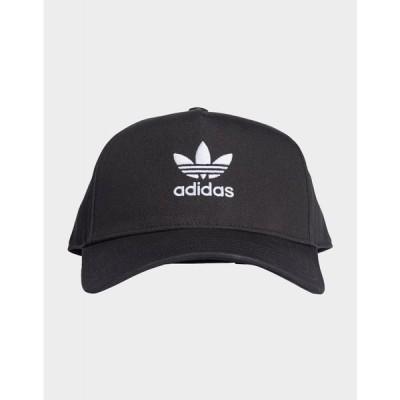 アディダス adidas Originals レディース キャップ 帽子 adicolor trucker cap black