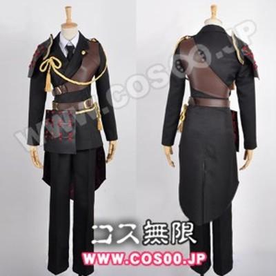 刀剣乱舞 -ONLINE-風◆燭台切光忠 制服◆コスプレ衣装