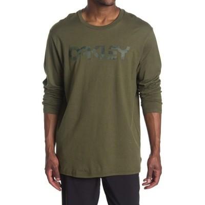 オークリー メンズ シャツ トップス Marc II Long Sleeve T-Shirt NEW DARK BRUSH