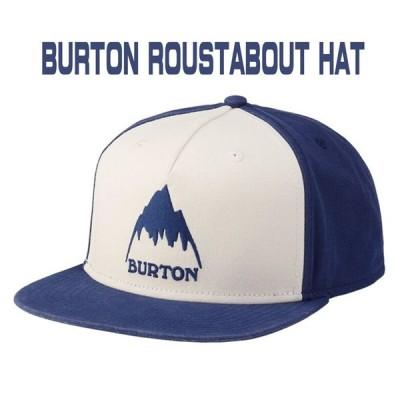BURTON  バートン (ROUSTABOUT HAT)(カラー:CLASSIC BLUE)即納商品 正規品 スノーボード スノボ SNOWBOARD ビーニー BEANIE ハット HAT キャップ CAP