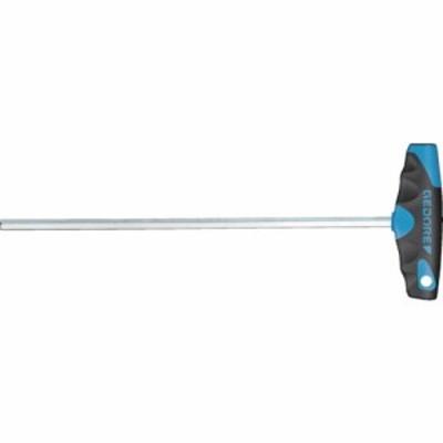 GEDORE T型ハンドル六角棒レンチ 2124T 2mm (1丁) 品番:2647257