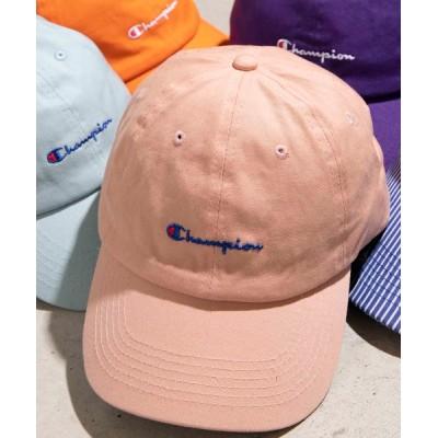 WEGO / ∴WEGO/Champion ローキャップ MEN 帽子 > キャップ
