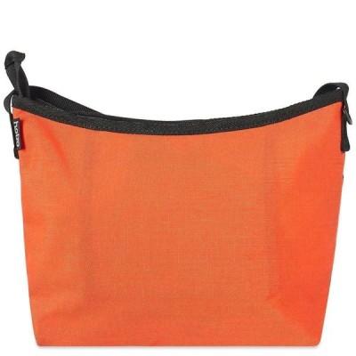 ホーボー hobo メンズ ショルダーバッグ バッグ Polyester Sacoche Bag Orange