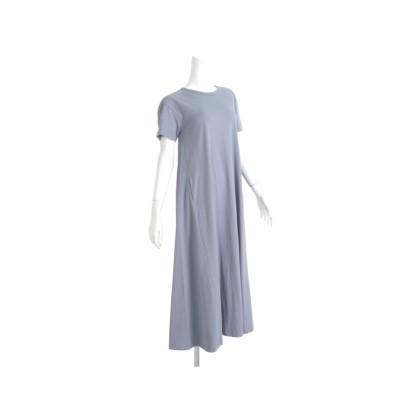 MARTHA(マーサ) Uネックフレアワンピース (ワンピース)Dress