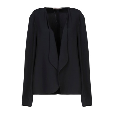 PENNYBLACK テーラードジャケット ブラック 46 アセテート 71% / レーヨン 29% テーラードジャケット