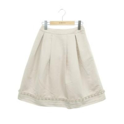 【中古品】トゥービーシック TO BE CHIC スカート