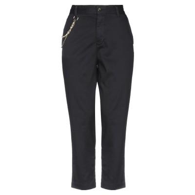 ゲス GUESS パンツ ブラック 26 コットン 98% / ポリウレタン 2% パンツ