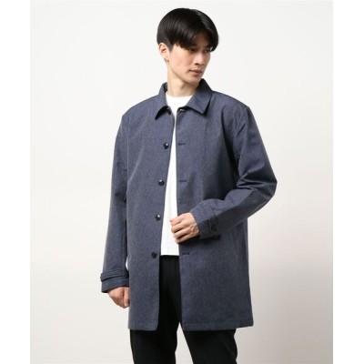 STYLEBLOCK / 撥水防風ステンカラーコート MEN ジャケット/アウター > ステンカラーコート
