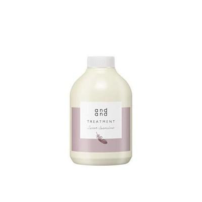 andand(アンドアンド) ときめく 【スウィートジャスミンの香り】 トリートメント つめかえ用 480ml