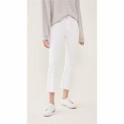 ジョーズジーンズ Joes Jeans レディース ジーンズ・デニム ブーツカット ボトムス・パンツ The Hi Honey Crop Bootcut Jeans White