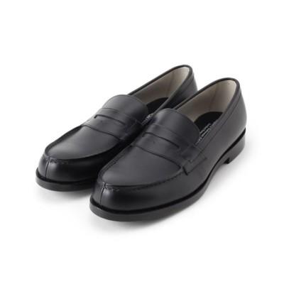 【アンビルト タケオキクチ】 FOOTSTOCK ORIGINALS(フットストック・オリジナルズ)ローファー メンズ ブラック 70(27.0cm) UNBUILT TAKEO KIKUCHI