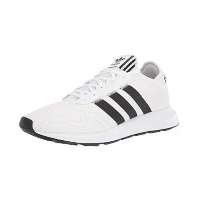 adidas Originals Men's Swift Essential Sneaker, White/Black/White, 10.5