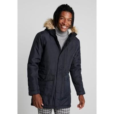 オンリーアンドサンズ メンズ コート アウター ONSBASIL JACKET NOOS - Winter coat - dark navy dark navy