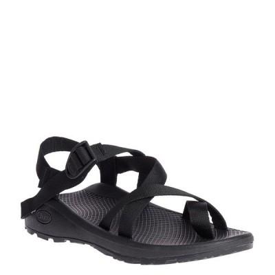チャコ メンズ サンダル シューズ Chaco Men's Z/Cloud 2 Sandals Solid Black