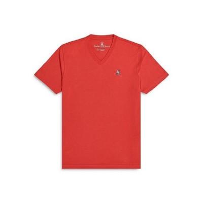 サイコバニー メンズ Tシャツ トップス Classic V Neck Tee