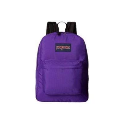 ジャンスポーツ バックパック・リュック SuperBreak Signature Purple