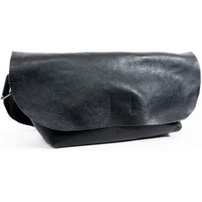 [Dom Teporna Italy] ボディバッグ メンズ 本革 小さいのに大容量 イタリアンレザー メッセンジャーバッグ 肩掛けバッグ ショルダー