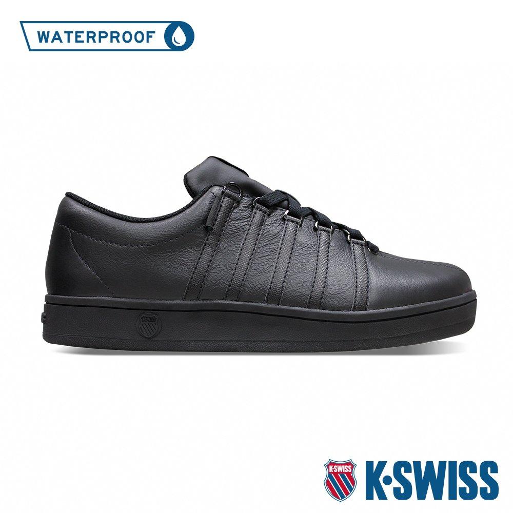 K-SWISS Classic 88 Heritage WP防水時尚運動鞋-男-黑