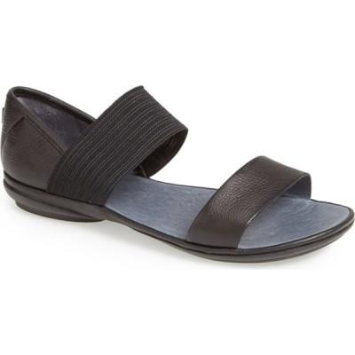 カンペール CAMPER レディース サンダル・ミュール シューズ・靴 'Right Nina' Sandal Black
