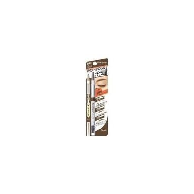 常盤薬品 サナ ニューボーン WブロウEX N B10 ロイヤルブラウン (1本入) <3機能一体型アイブロウ> 【ドラッグピュアヤフー店】