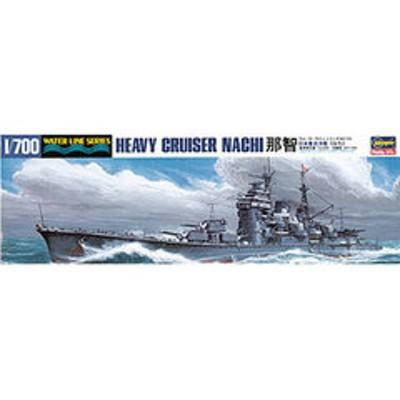 ハセガワ 1/700 日本海軍重巡洋艦 那智【WL334】 プラモデル H WL334ナチ 【返品種別B】