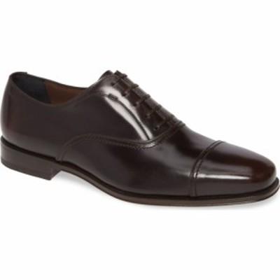 サルヴァトーレ フェラガモ SALVATORE FERRAGAMO メンズ 革靴・ビジネスシューズ シューズ・靴 Cap Toe Oxford Hickory