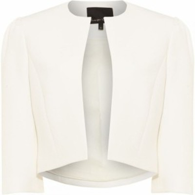 フェイズ エイト Phase Eight レディース ジャケット アウター Venita Shoulder Detail Cropped Jacket Ivory