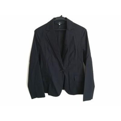 イネド INED ジャケット サイズ9 M レディース 黒【還元祭対象】【中古】