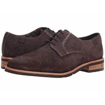 ベンシャーマン メンズ ビジネスシューズ Rugged Leather Oxford