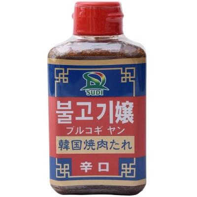 サンダイナー食品 ブルコギヤン 辛口 400g