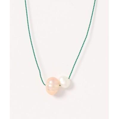 TONE / 【V&SSS】バロックパール  natural gem ネックレス WOMEN アクセサリー > ネックレス