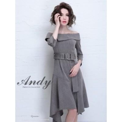 Andy ドレス AN-OK2170 ワンピース ミニドレス andyドレス アンディドレス クラブ キャバ ドレス パーティードレス
