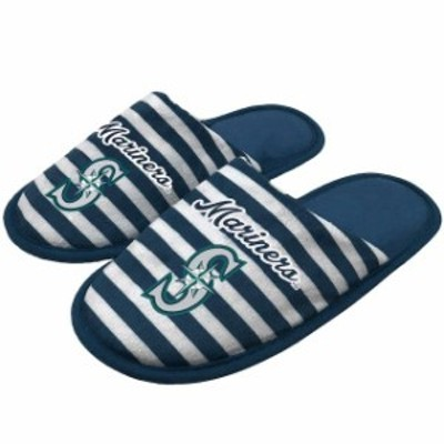 Forever Collectibles フォーエバー コレクティブル シューズ スリッパ Seattle Mariners Womens Scuff Slippers