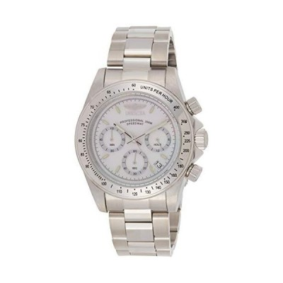 Invicta Men's 'Connection' Quartz Stainless Steel Casual Watch%カンマ% Color:S