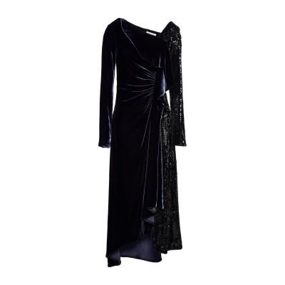 MONSE ロングワンピース&ドレス モーブ 2 レーヨン 82% / シルク 18% ロングワンピース&ドレス