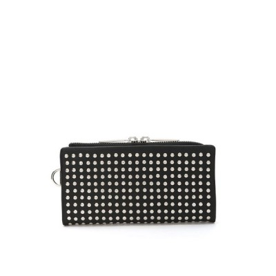PATRICK STEPHAN  / PATRICK STEPHAN / パトリックステファン Leather long wallet 'all-studs'2 ロングウォレット