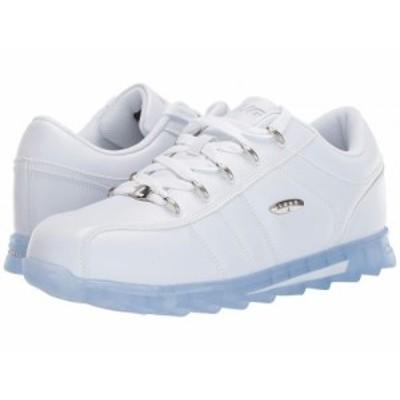 Lugz ラグズ メンズ 男性用 シューズ 靴 スニーカー 運動靴 Charger II Ice White/Clear【送料無料】
