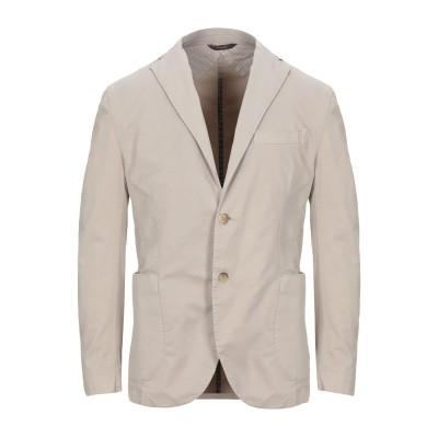 WATERVILLE テーラードジャケット ベージュ 52 コットン 100% テーラードジャケット