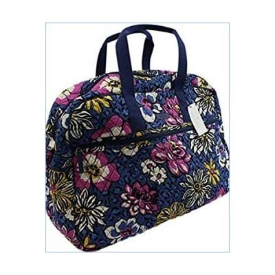 Vera Bradley Medium Traveler Bag in African Violet並行輸入品