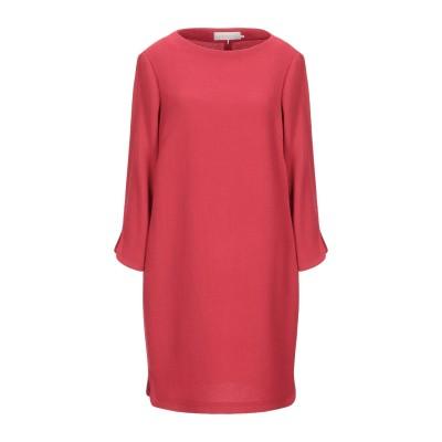 ロートレ ショーズ L' AUTRE CHOSE ミニワンピース&ドレス コーラル 44 ウール 100% ミニワンピース&ドレス