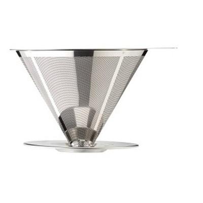 PEARL LIFE キッチンツール ブレイクタイム 18-8ステンレス製コーヒードリッパー